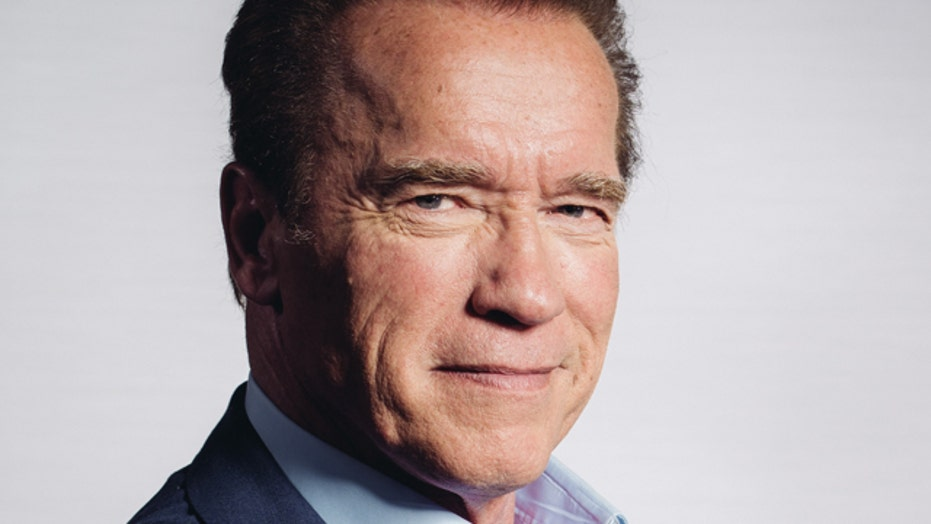 Schwarzenegger replaces Trump as 'Celebrity Apprentice' host