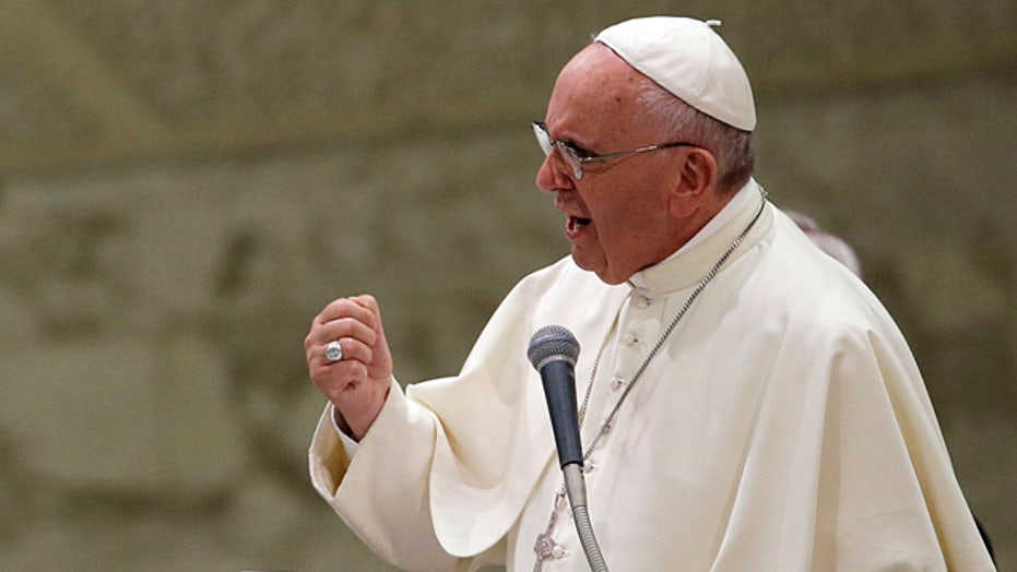 US officials foil threat against pope ahead of US trip