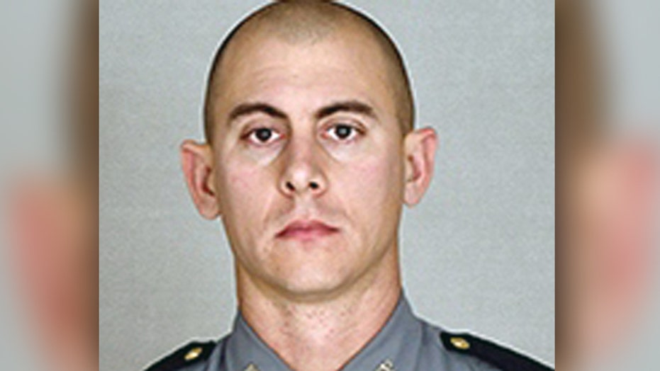 Suspect in murder of Kentucky state trooper shot, killed