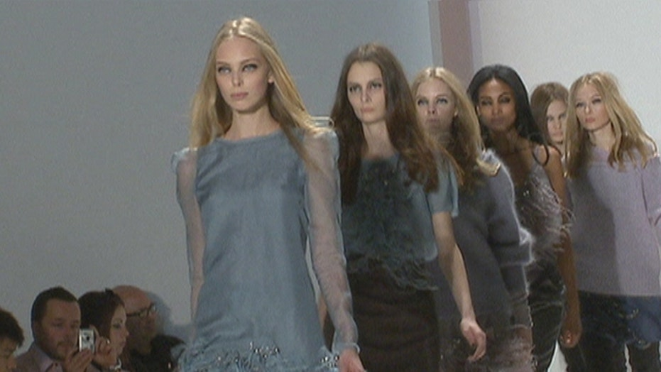New York Fashion Week brings a hippie-chic style