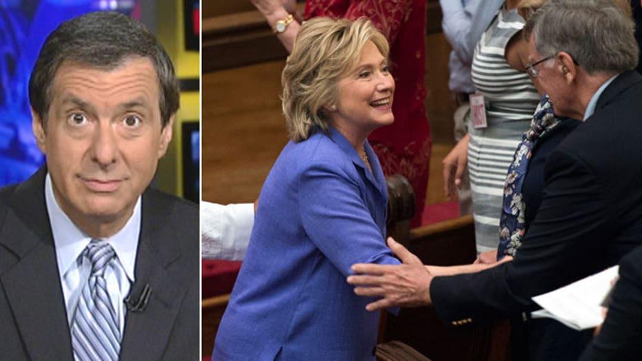 Kurtz: Can Hillary just be herself?