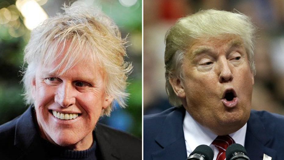 Gary Busey endorses Donald Trump