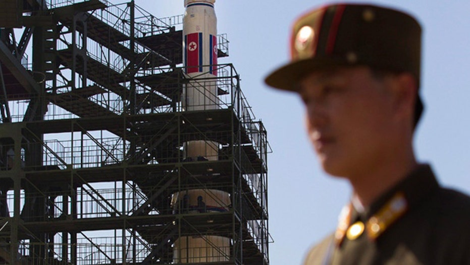 North Korea threatens to use nuclear weapons at 'any time'