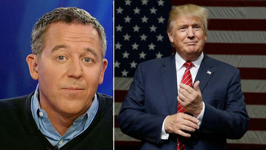 Gutfeld: Is Trump the right-wing Obama?
