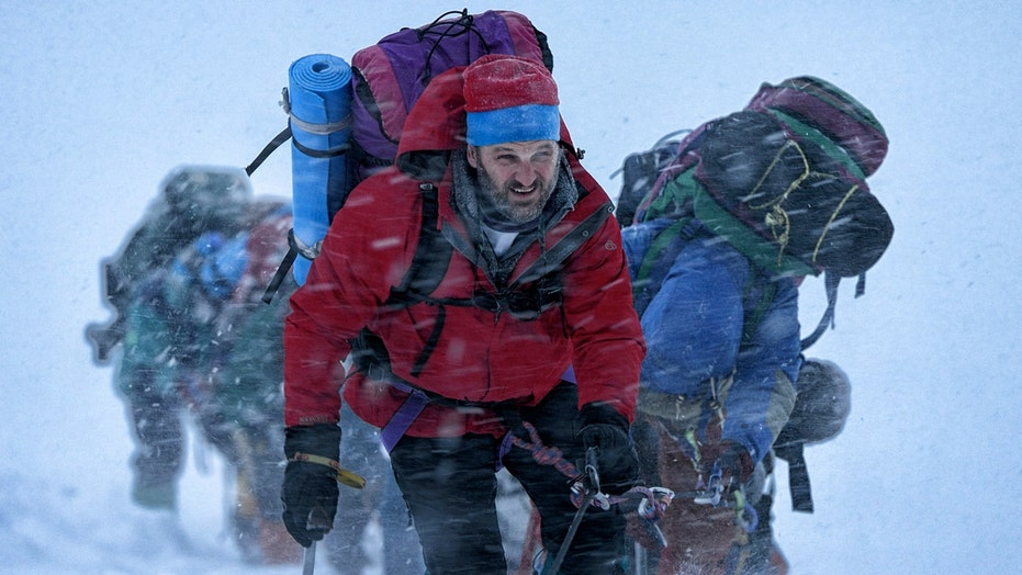 How accurate is new 'Everest' movie?