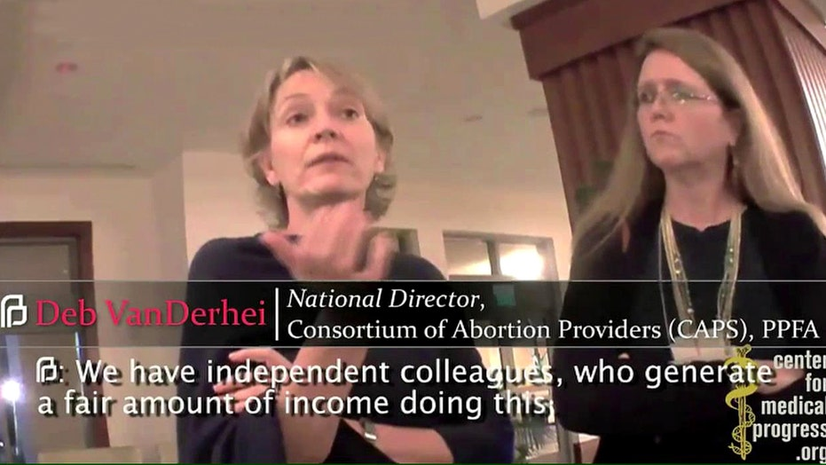 House committee subpoenas raw Planned Parenthood footage