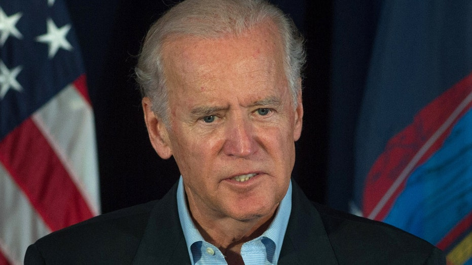 Your Buzz: Are media tearing up for Biden?