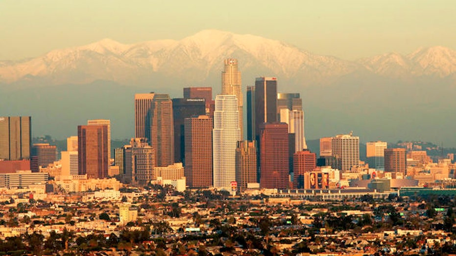 Los Angeles dubs itself 'northern capital of Latin America'