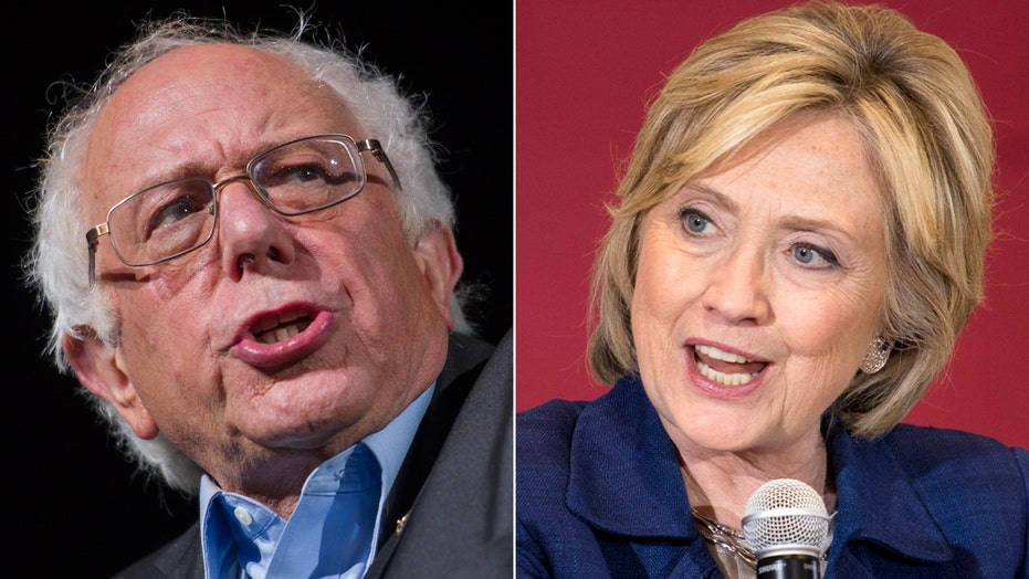 Sanders takes aim at Clinton over shifting positions
