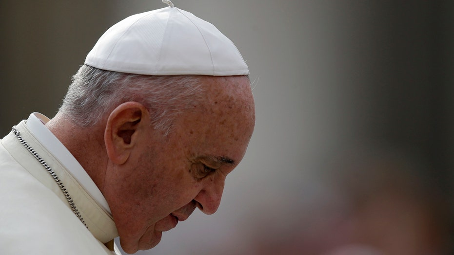 Pope Francis heading to Cuba ahead of historic US visit