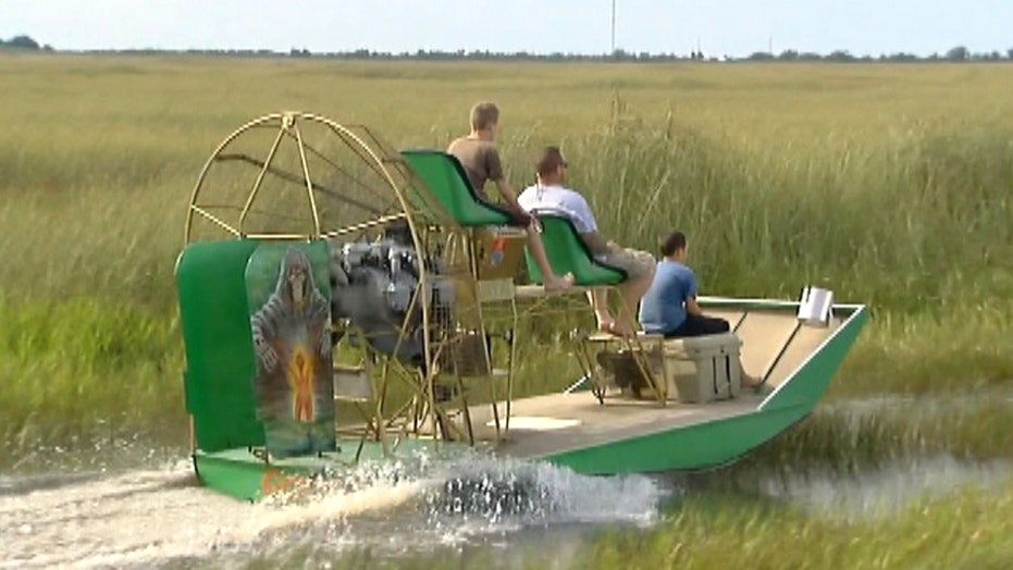 Fed's new rule could make gladesmen air boat outlaws