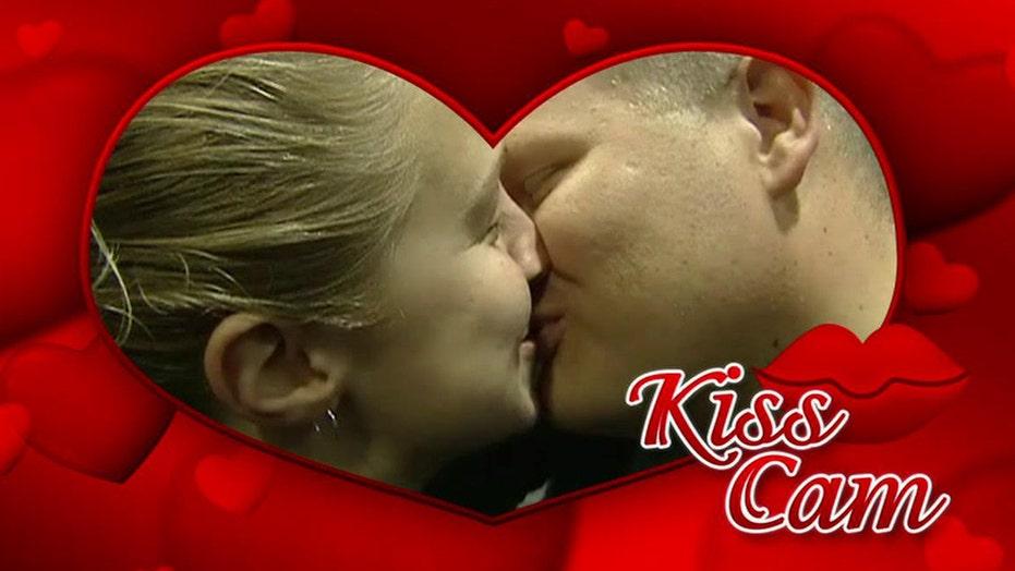 MLB team to end 'homophobic' kiss cam joke