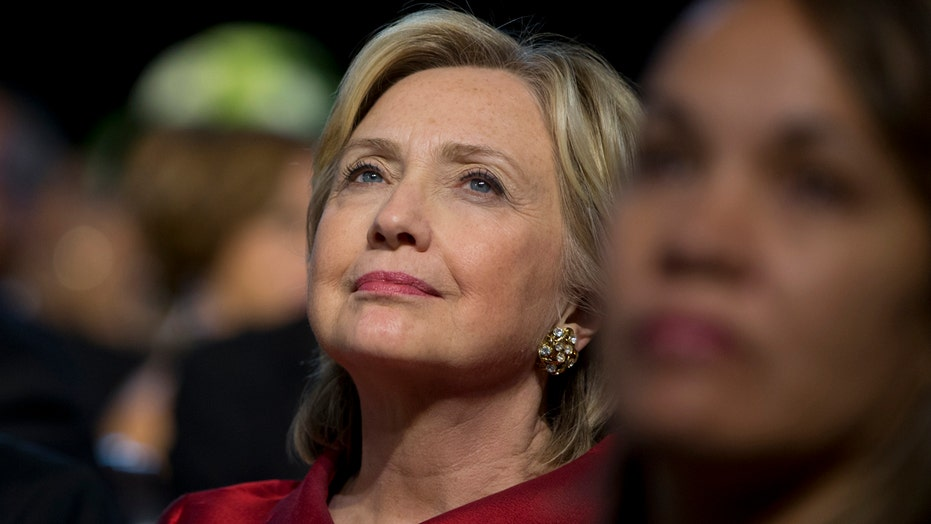 Clinton claims outsider status as Fiorina rises in polls