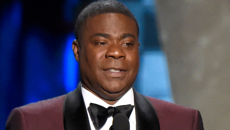 Tracy Morgan's Emmy surprise