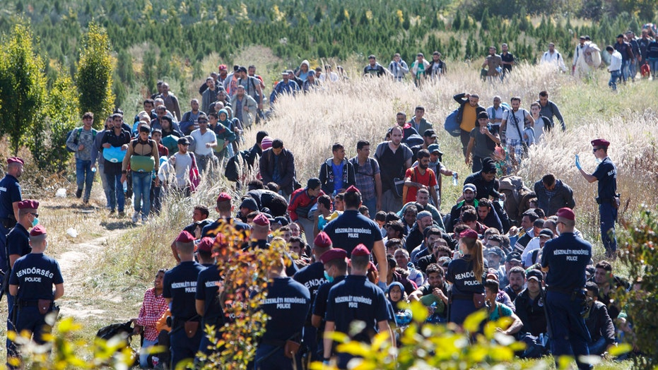 Hungary: Millions of refugees laying siege to our borders