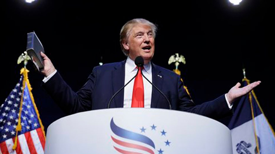 Trump: We have a problem with radical Muslims
