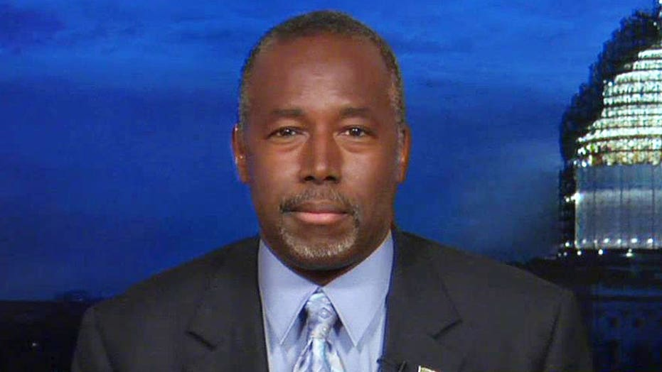 Carson stands by belief that a Muslim shouldn't be president