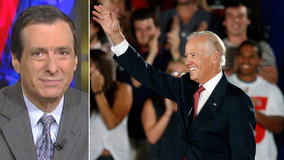 Kurtz: Joe Biden's Hamlet act