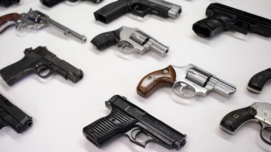 Law school professor sues university over gun prohibition