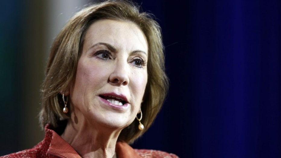 Carly Fiorina outlines foreign policy plan