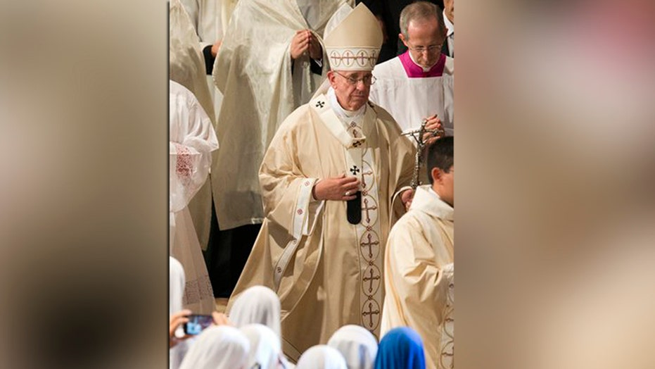 Pope Francis in America: Behind the scenes