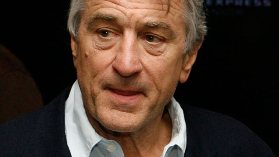 Robert De Niro wants to intern at Fox News