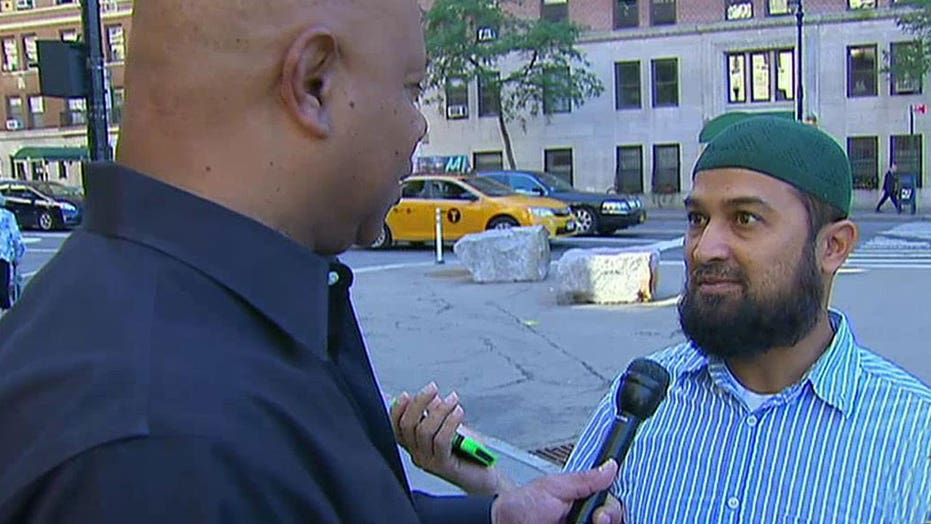 Do Muslims believe sharia law supersedes the Constitution?
