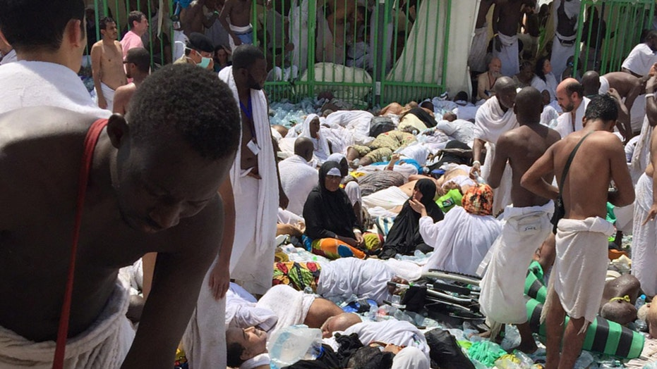 Death toll continues to rise in Saudi Arabia hajj stampede