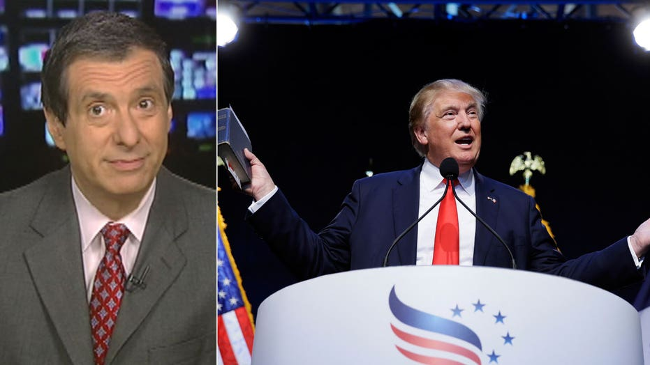Kurtz: Donald Trump vs. the press