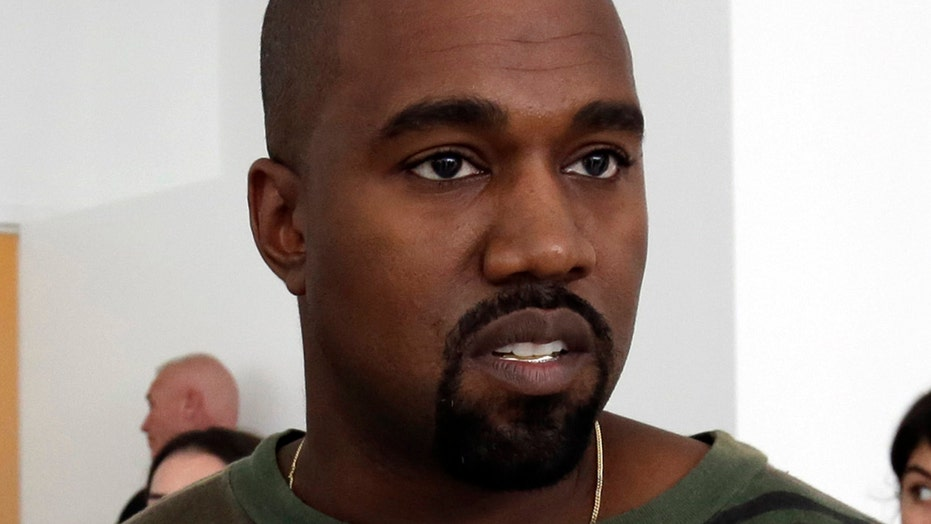 Kanye serious about running for president?