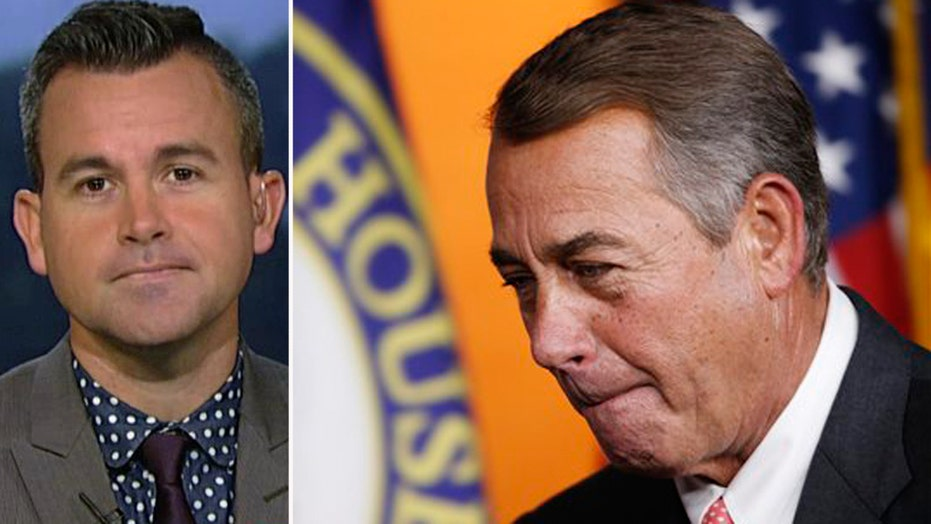 Handicapping the race to replace Speaker Boehner