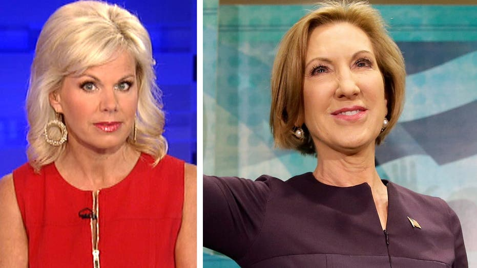 Gretchen's Take: Fiorina is the clear winner as of late