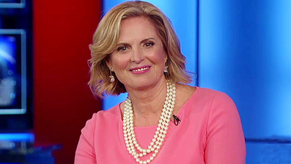 Ann Romney discusses her new book 'In This Together'