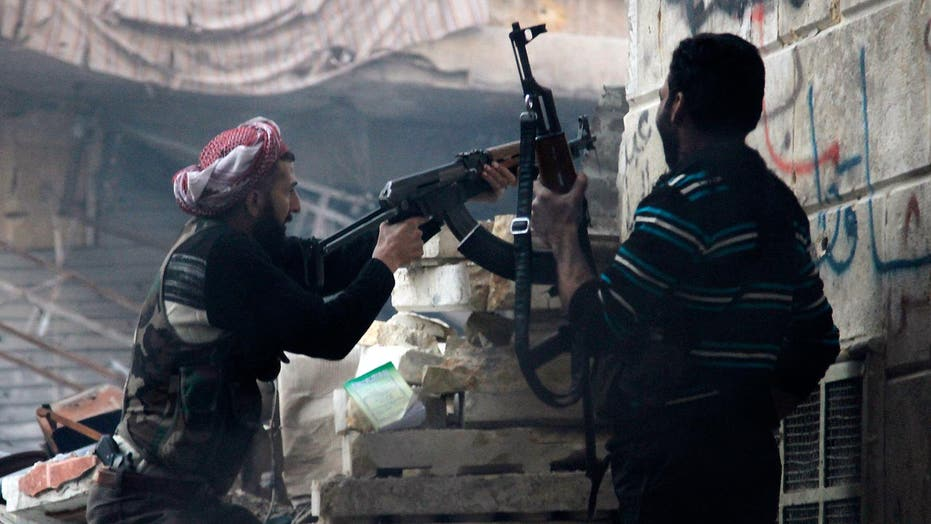 Foreign fighters report reveals security gaps