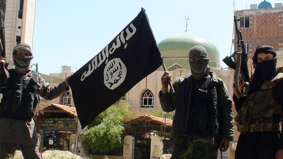 Who is running on the war against ISIS?