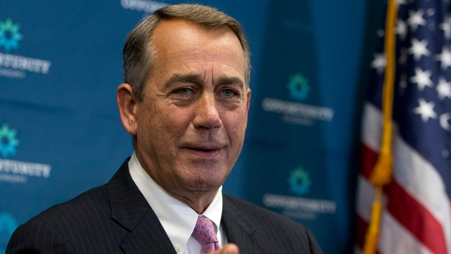 Is the press too generous with Boehner?