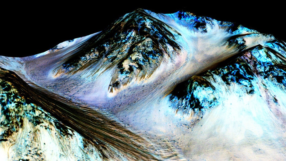 Is reality surpassing science-fiction on Mars?