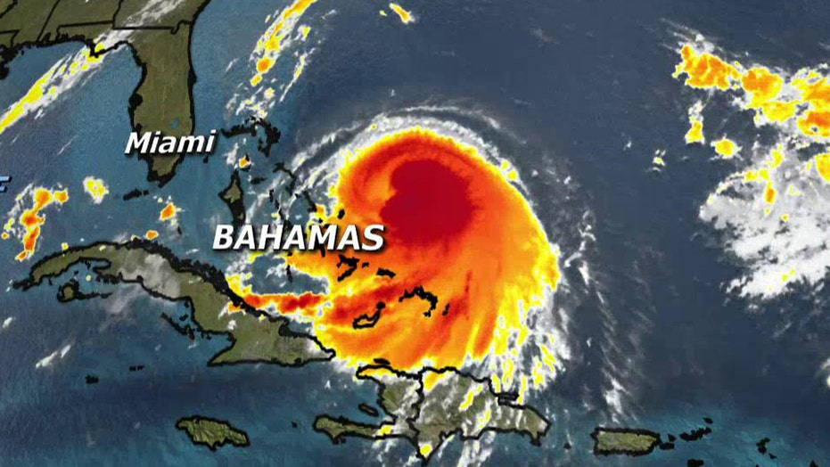 Hurricane Joaquin Reaches category two storm