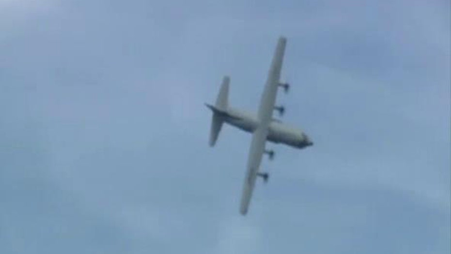 Taliban claiming responsibility for C-130 shot out of sky