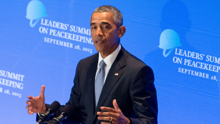 Obama accused of holding defense bill hostage over money