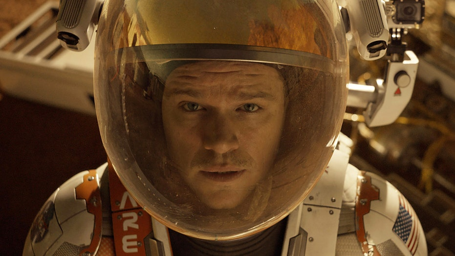 The science behind 'The Martian'