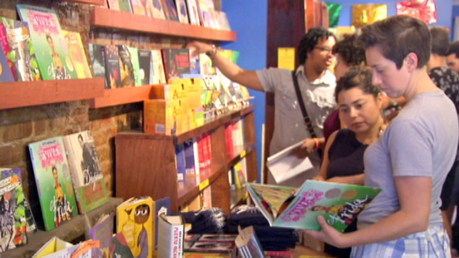 The only Latino-focused bookstore in East Harlem