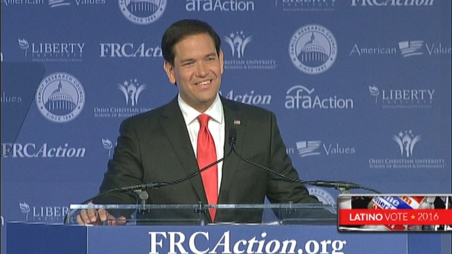Al Cardenas: Rubio is a pal, but Bush is the one to lead