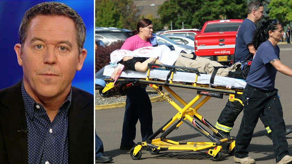 Gutfeld: Should the media treat mass shootings as routine?