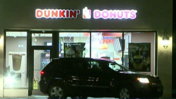 Connecticut police officer denied coffee at Dunkin' Donuts