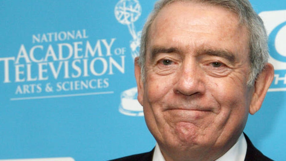 Dan Rather, rewriting history?