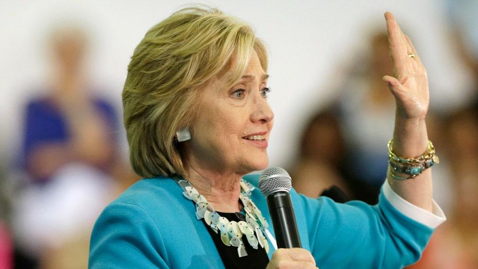 Hillary Clinton pushes new gun control measures