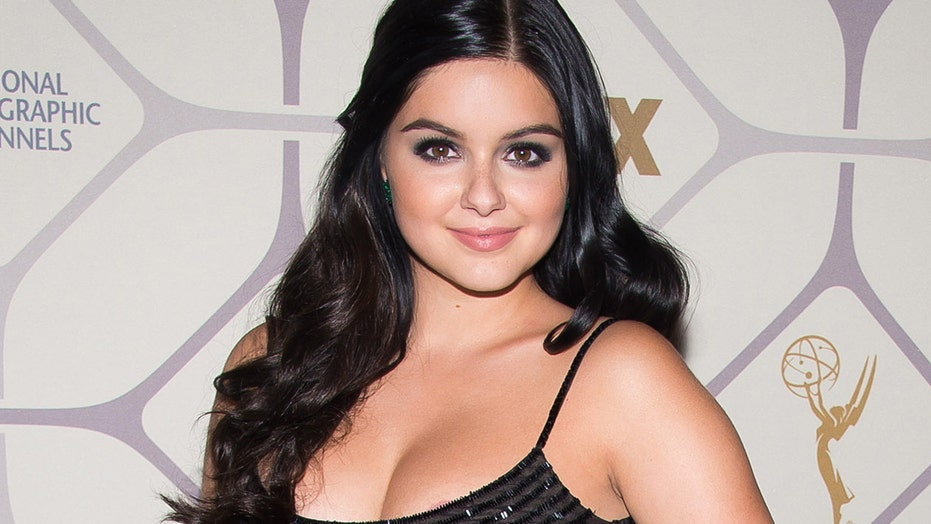 Ariel Winter's breast reduction a success