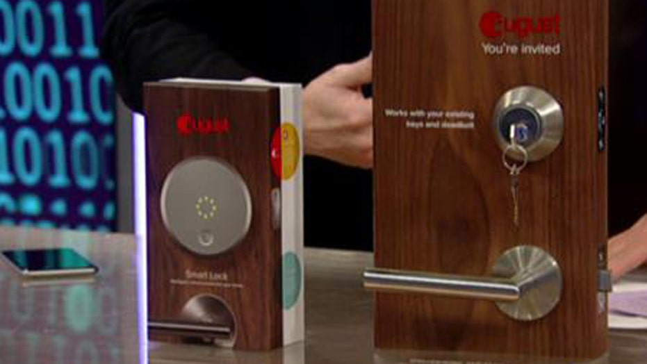 New technology to keep you safe from burglars