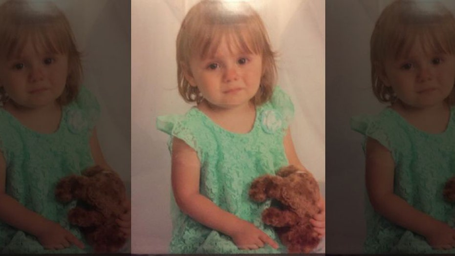 Missing toddler found in rural Ohio field